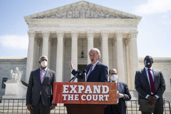 Arizona AG Urges State's Democratic Senators to Oppose Court-Packing Proposal 1