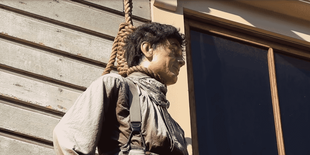 Calif. Gold-Rush Town Votes to Remove Noose from Official Logo 1