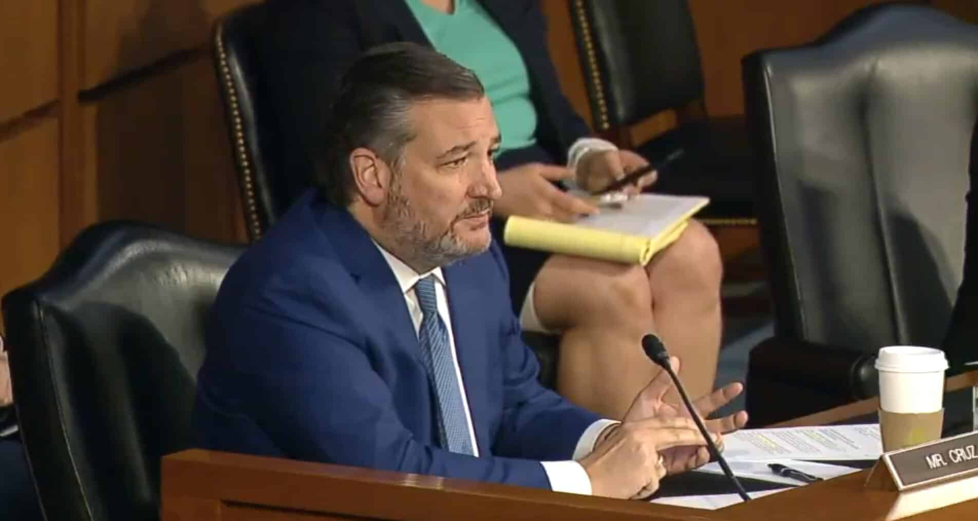 Ted Cruz Grills Stacey Abrams as She Continues to Claim 2018 Election Was Stolen From Her (VIDEO) 1