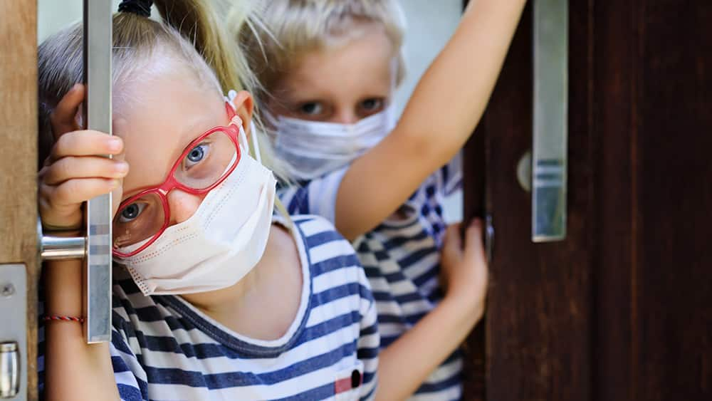 Michigan now forcing two-year-olds to wear a mask all day 1