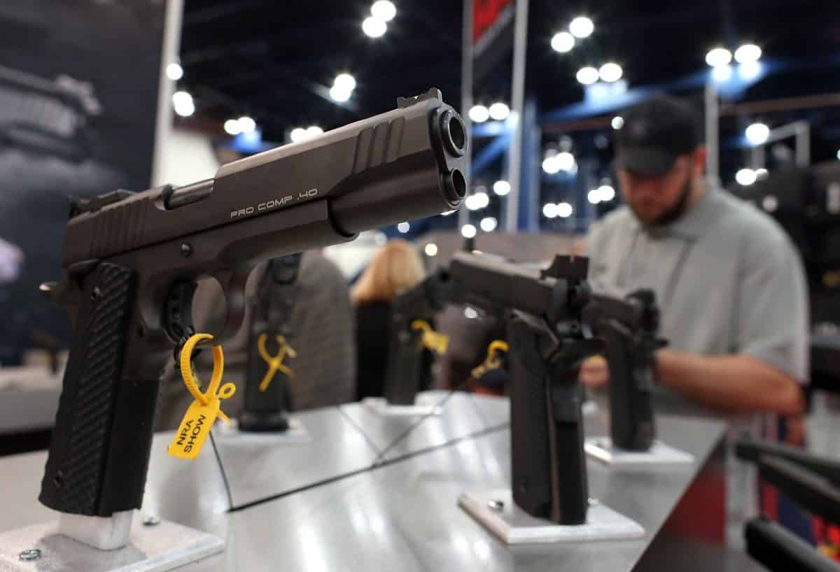 Texas Senate Lacks Votes to Pass No-Permit Carry of Handguns, Lt. Gov. Says 1