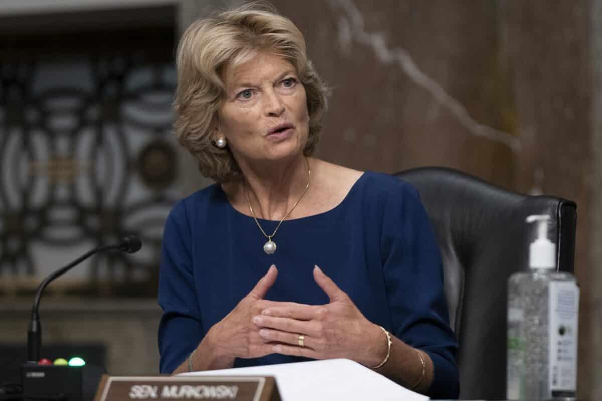 Sen. Murkowski Breaks From GOP to Vote for Biden's Associate Attorney General Nominee 1