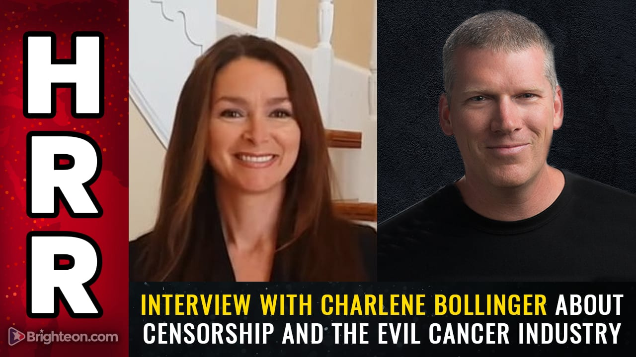 The heavily banned Truth About Cancer docu-series starts TODAY: See this powerful new interview with Charlene Bollinger 1