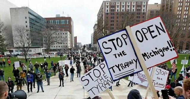 Democrat Michigan Canvassers Refuse to Certify 'Unlock Michigan' Petitions 1
