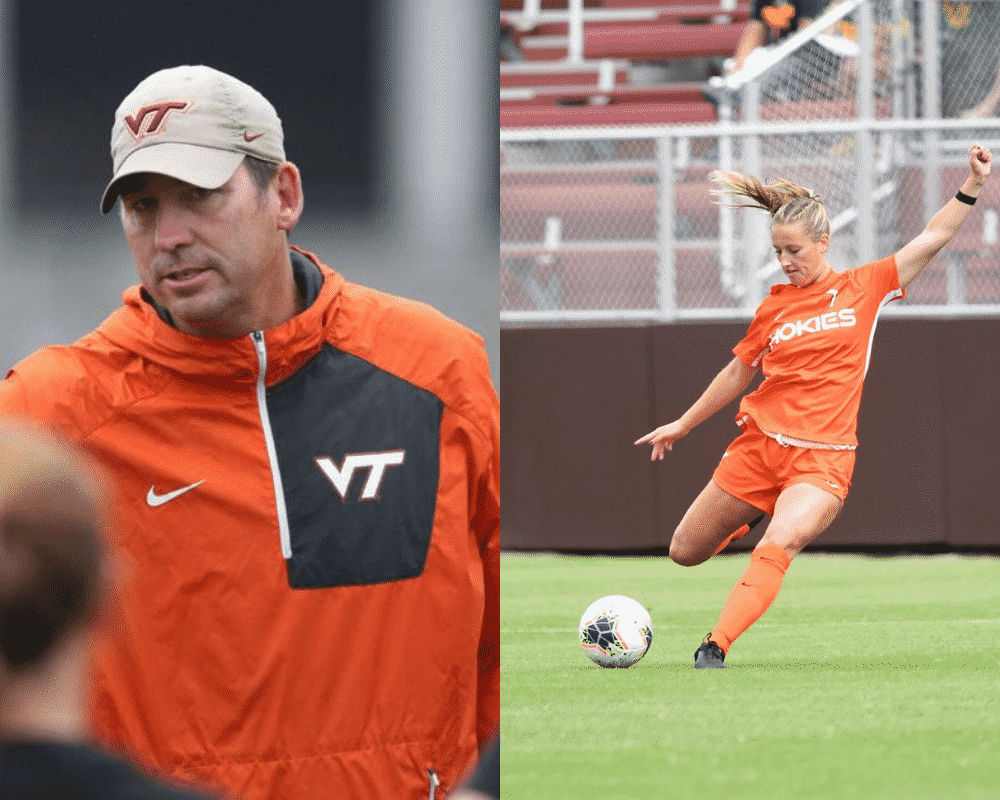 Former Virginia Tech Soccer Player Alleges Coach Forced Her Off Team After Standing For National Anthem 1