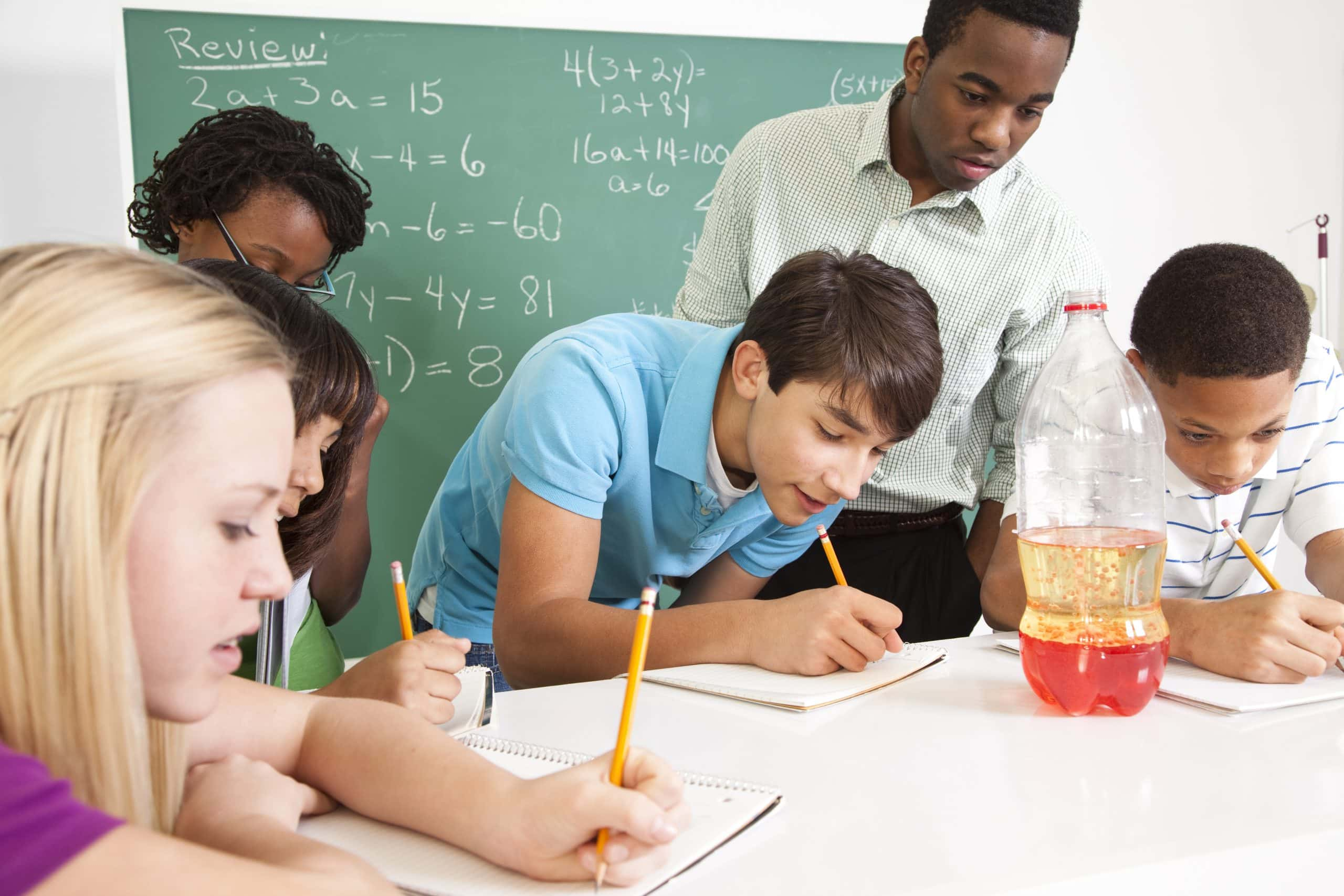 """Virginia Moves to Eliminate Advanced Math, Citing """"Inequity."""" 1"""