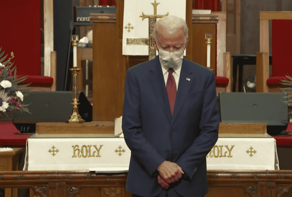 Joe Biden Has Already Betrayed The Christians Who Voted For Him As The 'More Moral' Candidate 1