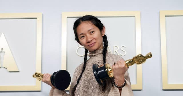 Oscars: China Censors Social Media Celebration of Chinese-Born 'Nomadland' Director Chloe Zhao's Oscar Wins 1