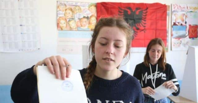 Exit Polls: Socialists Ahead in NATO Member Albania's Elections 1