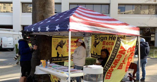 It's Official: Signatures Trigger Recall Election for California Gov. Gavin Newsom 1