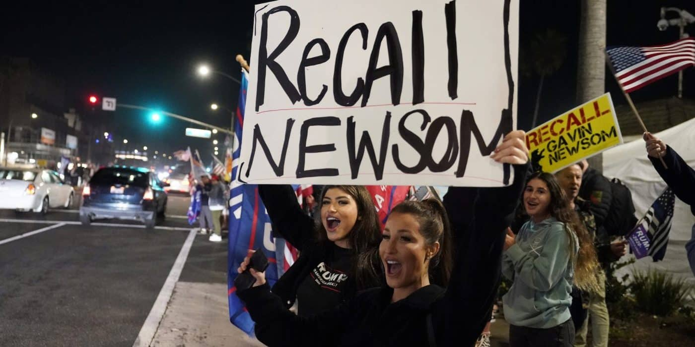 California Petitioners Succeed in Forcing Newsom Recall Election 1