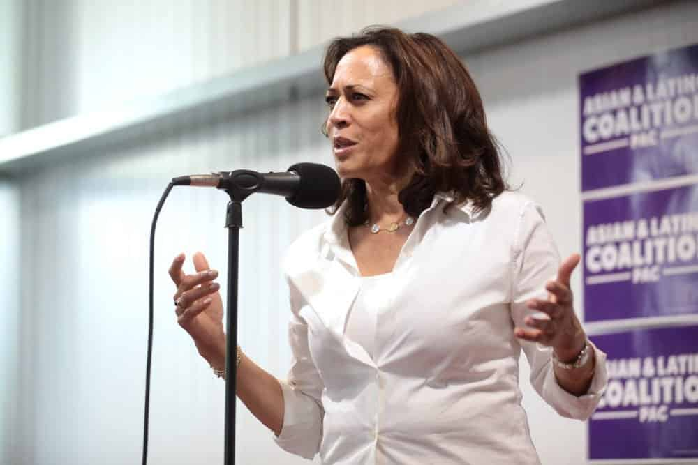 Poll: Half Of American Voters Think Kamala Harris Is Unqualified To Assume The Presidency 1