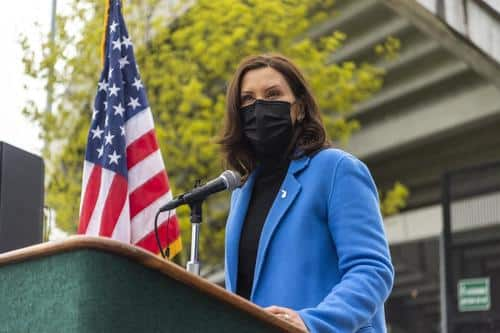 Whitmer Makes Michigan First State To Tie Reopening To Vaccination Rates 1