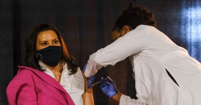 Michigan Gov. Gretchen Whitmer Ties Freedom to Coronavirus Vaccines 1