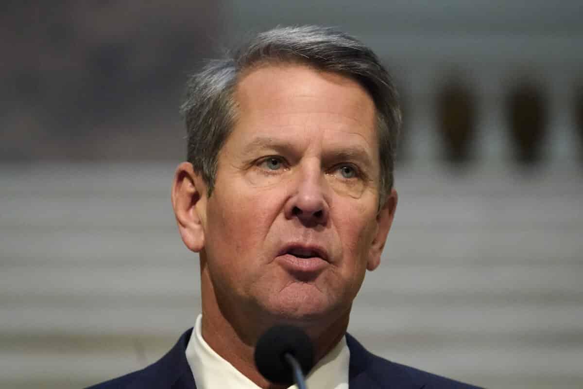 Georgia Gov. Brian Kemp: Election Reforms Worth the Boycotts, Lawsuits 1