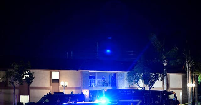 Report: Four People Dead in Orange County, California, Shooting 1