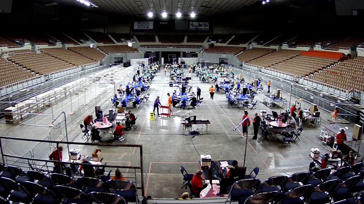 DOJ Raises Concerns About Maricopa County Election Audit 1