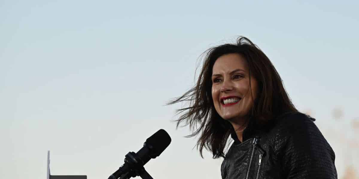 JFK Library gives Michigan Gov. Whitmer 'Profile in Courage' award for COVID-19 response: 'Tone-deaf' 1
