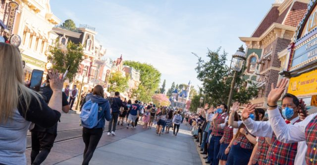 Disneyland Reopens in California -- 293 Days After Disney World Reopened in Florida 1