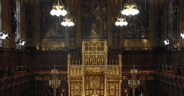 WATCH: Queen Announces Voter ID, Brexit Free Ports, Green Regulations at State Opening of Parliament 1