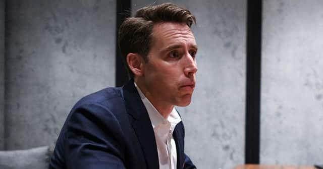 Exclusive: Sen. Josh Hawley: 'Democrats Have Really Come to Love' Big Tech Censorship 1