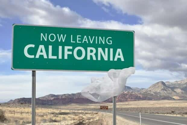 California's Population Shrinks For The First Time In History As Residents Flee State 1