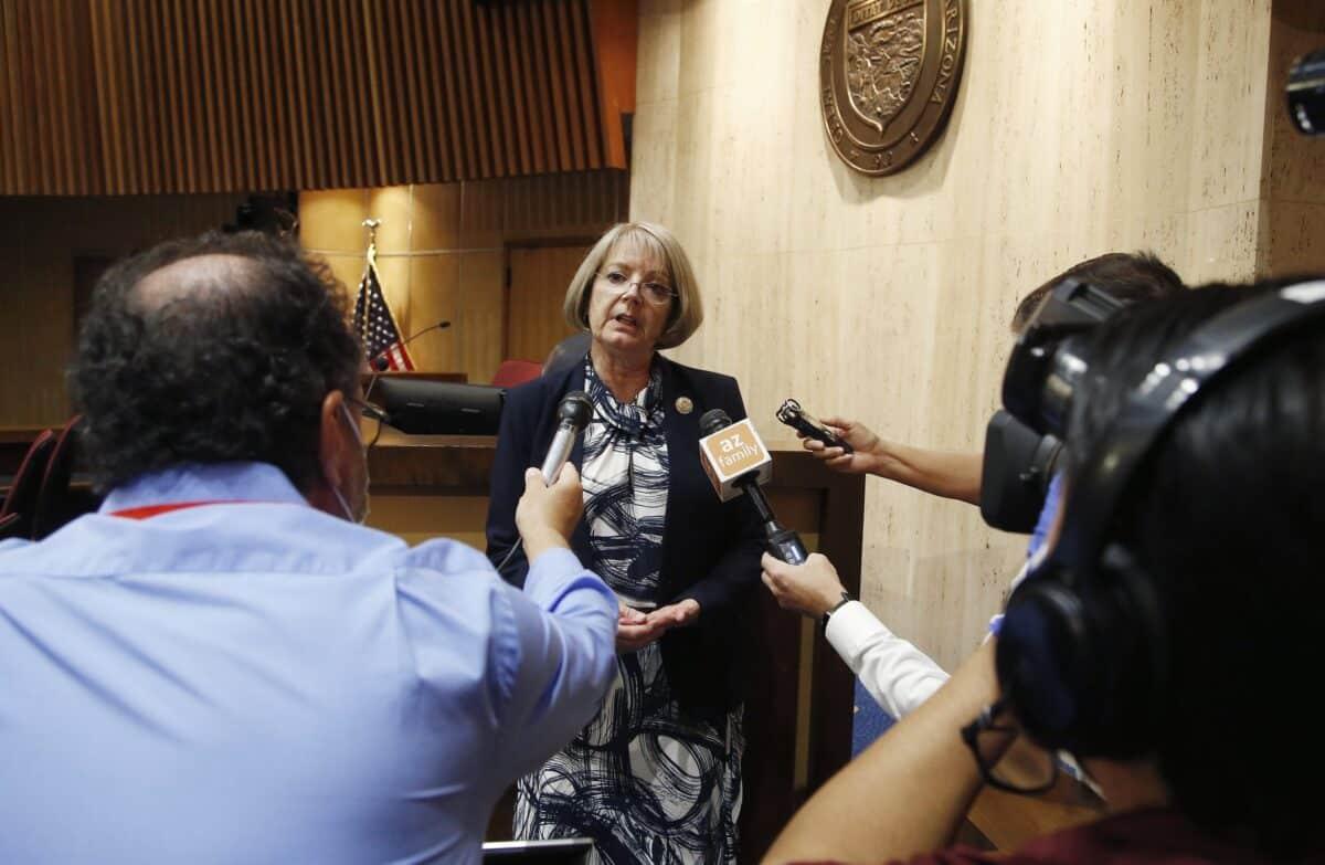 Suspicious 'White Powder' Sent to Arizona's GOP Senate President Amid Maricopa Audit 1