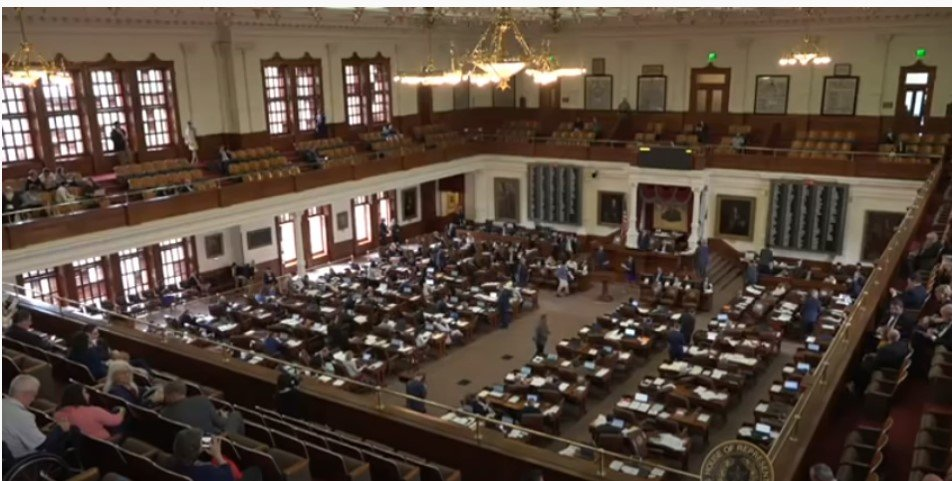 Texas House Passes Voter Bill Targeting Mail In Voting, NAACP Determined To Usurp the New Law 1