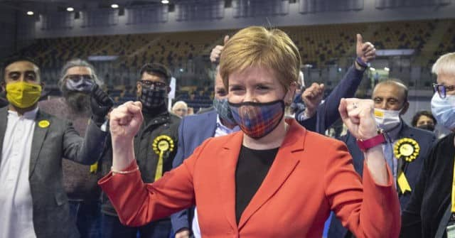 Left-Wing Scottish Separatists Fail to Gain Majority, But Will Still Push for Independence Vote 1