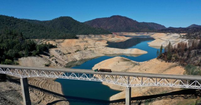 Most of California Suddenly in 'Extreme' Drought 1