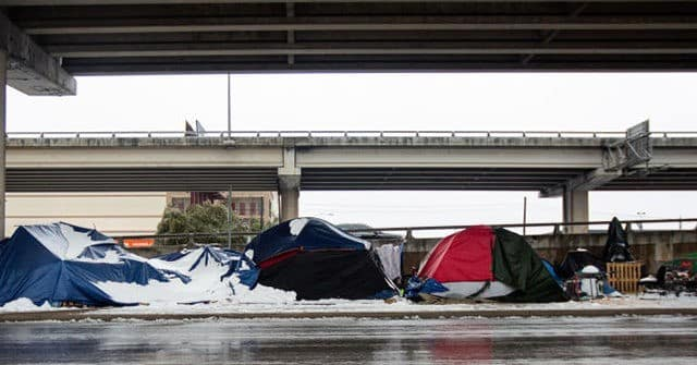 Austin Votes to Reinstate Public Camping Ban: 'Lawlessness Is Not Helping the Homeless' 1