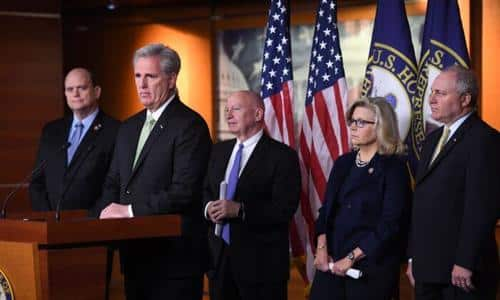 It's Official: McCarthy Sets Wednesday Vote For Liz Cheney Ouster 1