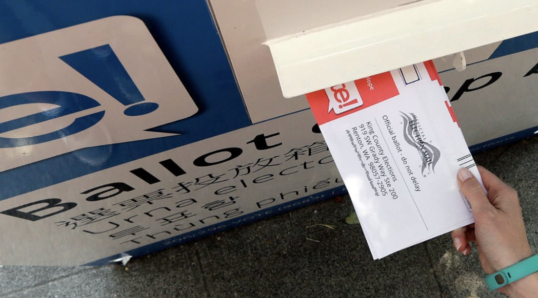 Voters Mailed Ballots With Incorrect Names, Faulty Instructions For Completion. 1