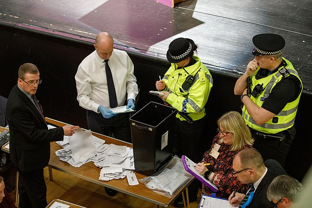 UK Announces Voter ID Law to Avoid U.S.-Style Election Fraud. 1