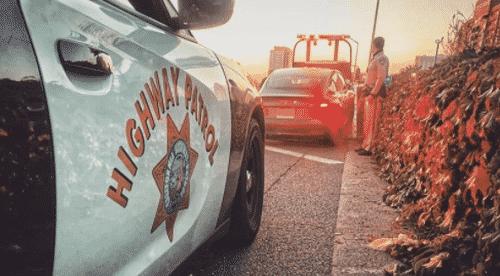 Reckless Backseat Tesla Owner Arrested On California Highway 1