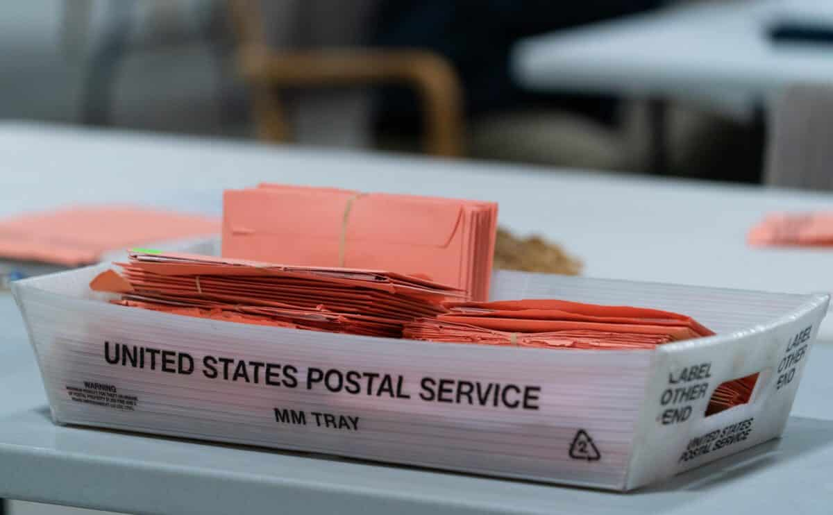 Over Two-Thirds of Voters Cast 2020 Ballots Early or by Mail: Census Bureau 1