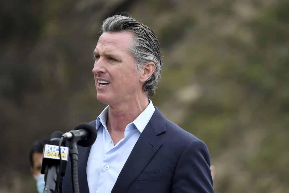 California Gov. Newsom, Facing Recall, Announces New Stimulus Checks 1