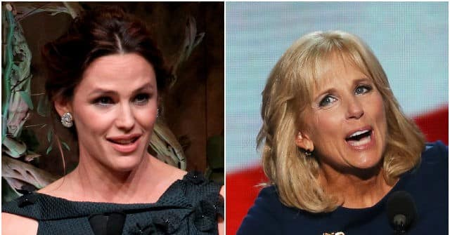 Jennifer Garner to Take Second Trip With Jill Biden, Visiting Vaccination Site and West Virginia School 1