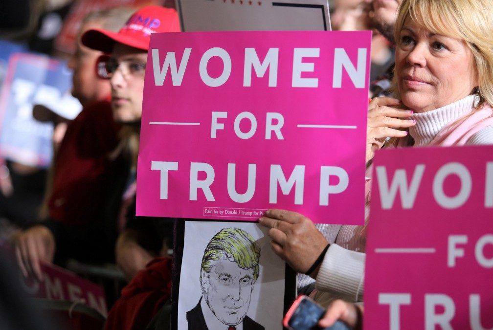 New Data Finds Majority Of Trump's 2020 Voters Were Women and Minorities 1