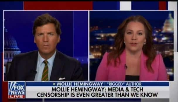 Journalist Mollie Hemingway Writes Book on Election Fraud But Not Sure if There Was Any (VIDEO) 1