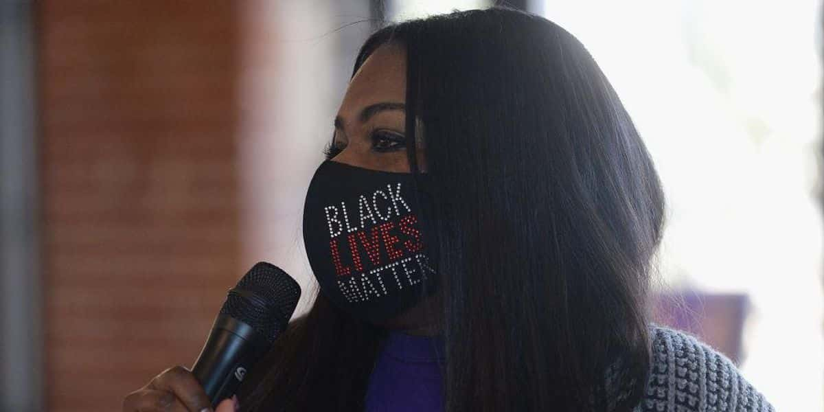Dem Cori Bush praises 'historic' vote to defund St. Louis police as the city is named 7th most violent in the entire world 1