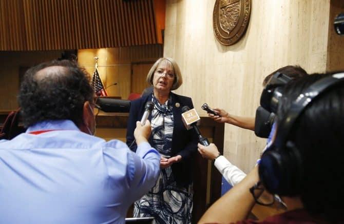 Ariz. state Sen. Pres. Fann demands answers on ballot irregularities amid audit 1