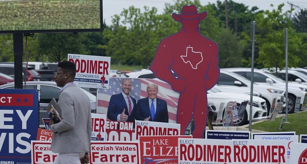 Trump-Endorsed Republican Advances to Runoff in Texas Special Election 1