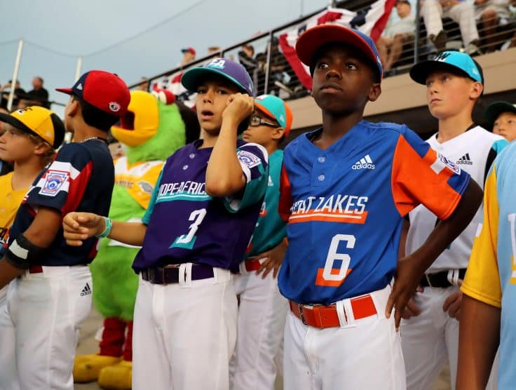 Virginia Little League Coaches Must Attend 'Antiracist' Training 1