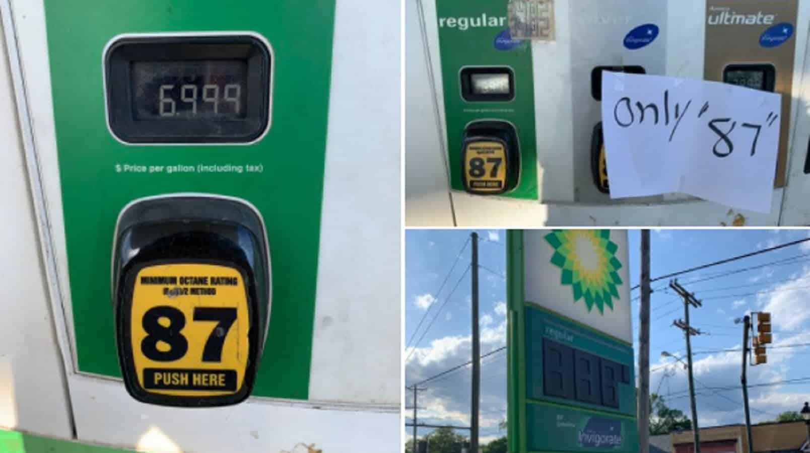 UNREAL: Gas in Virginia Hit $7 A GALLON Earlier This Week 1