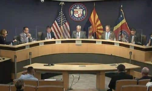 Maricopa County Calls For End Of 2020 Election Audit 1