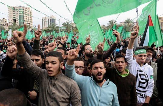 House Democrats Vote Against Hamas Sanctions 1