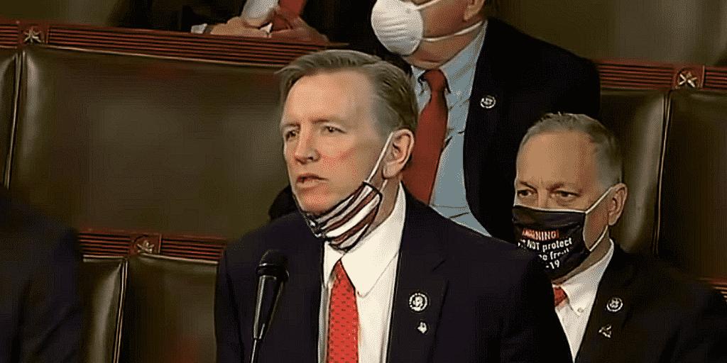 Congressman Rebukes Leftist DOJ Lawyer for Intrusion Into Ariz. Election Audit 1
