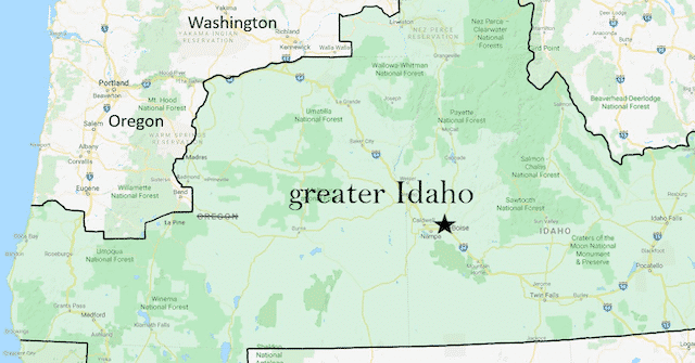 Five Oregon Counties Vote to Secede and Join Idaho 1