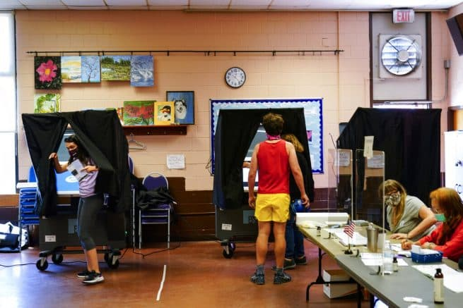 Pa. voting machines caught rejecting GOP ballots, reports reignite claims of election fraud 1